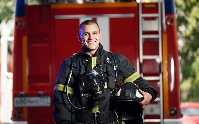 bal pompiers