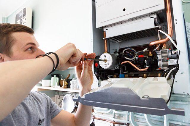 Installation et entretien des chaudières