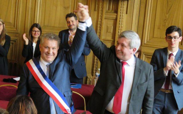 Jean-Marc Nicolle le maire de la commune Kremlin-Bicêtre