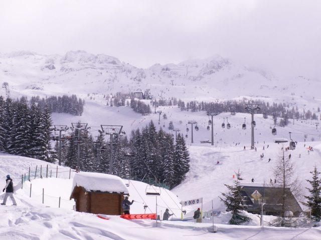 vacances skis : Arcs