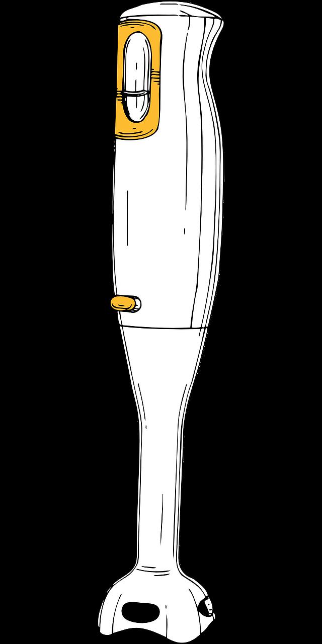 mixeur plongeant