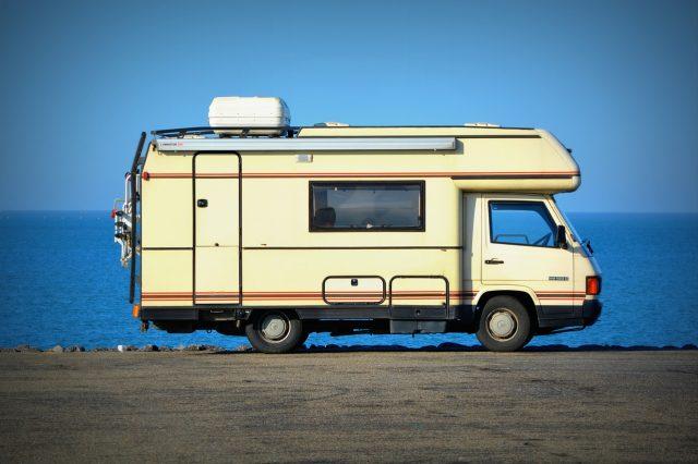 camping car aux états unis