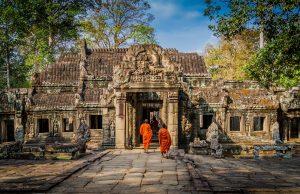Cambodge : Angkor Wat