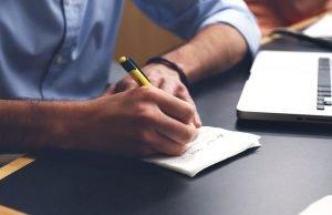 Les avantages de la prise de notes à la main