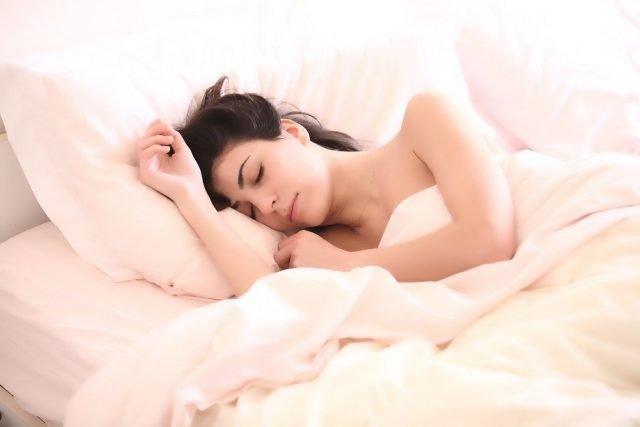 maigrir en dormant