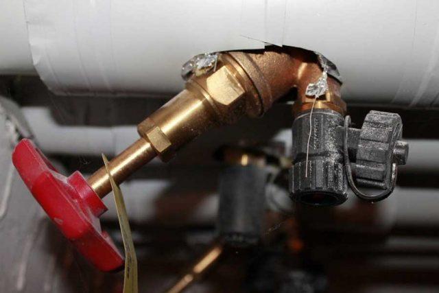 entretien plomberie
