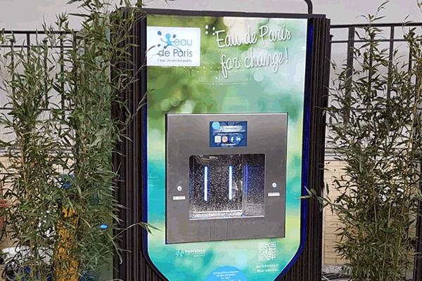 fontaine-à-eau
