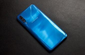 Ce qu'il faut retenir du smartphone Samsung Galaxy A50
